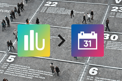 Terminumfragen mit Kalender verbinden